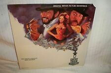 GREAT TRAIN ROBBERY jerry goldsmith SEALED LP