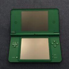 Nintendo DSi XL Green - FAULTY PARTS SPARES REPAIRS