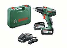 "Bosch Perceuse visseuse ""expert"" sans fil PSR 14 4 Li 2 Coffret Batteries 4v..."