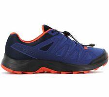 Salomon Xa Ourea Men's Hiking Shoes Blue 407803 Trail-Running Outdoor Shoes