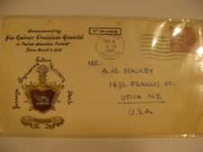 RARE/VINTAGE STATIONARY/ENVELOPE AND STAMP FROM SIR CASIMIR GROWSKI/GOOD COND.