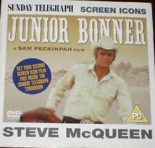 Junior Bonner (DVD), Steve McQueen, Ben Johnson, Barbara Leigh, Mary Murphy