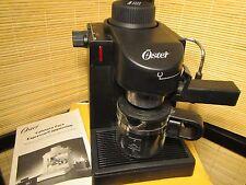 Oster 220-240 Volt Espresso/Cappuccino Machine, International, UK Standard Plug