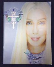 Cher Living Proof Farewell Tour Souvenir Concert Program Book 2002 Photos