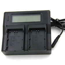 LCD Battery Charger EN-EL3e AC/DC For Nikon EN-EL3 D700 D300S D300 D200 D100 D90