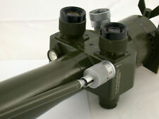 Periskop NVA Zeiss-Technik East Germany P38 20x 40x periscope complete and TOP