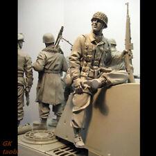 1/16 resin soldiers figures model kit WW II German paratrooper GK 65139