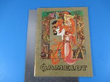1960 Warner Bros-Seven Arts Camelot Magazine Richard Harris Redgrave L401