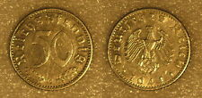 Drittes Reich 50 Reichspfennig 1941E  *610*