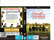 Death At Funeral-2007-Ewen Bremner-Special Edition- Movie-DVD