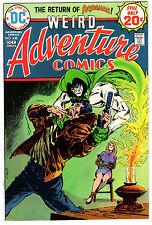 ADVENTURE COMICS #435 8.0 OFF-WHITE PAGES BRONZE AGE SPECTRE