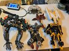 Transformers Lot (Movieverse & Star Wars) FOR PARTS For Sale