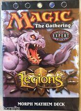 MTG Legions Morphn Mayhem Theme Deck - ENGLISH - Sealed - (60 cards) MAGIC