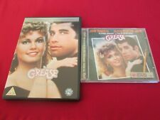 GREASE - DVD + CD SOUNDTRACK