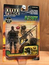 ELITE FORCE ARMY DSERT OPS SUPPORT WEAPON TEAM SNIPER 21285