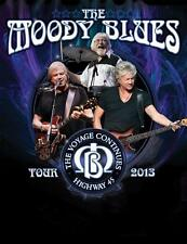 MOODY BLUES Concert Poster Live 8 x 10 Glossy Photo Print
