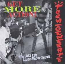 TEENGENERATE - GET MORE ACTION!!  CD NEW+