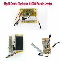 Replacement 36V LCD Panel Liquid Crystal Display Part for KUGOO Electric Scooter
