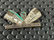 PINS PIN BADGE CAR BUS TRAM RATP