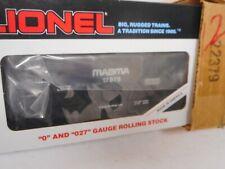 Lionel 6-17878 Magma 1989 TTOS Museum Ore Car O GAUGE