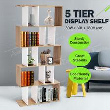 Hello Furniture APM-FZ-70001 5 Tier Book Shelving Unit