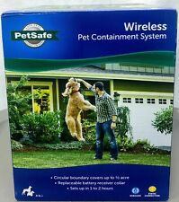 PetSafe Wireless Pet Containment System-729849100824