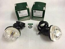 Bearmach Land Rover Defender 90, 110 Side Lights, Units Lenses & Wiring BR1533R