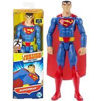 Mattel FBR03 DC Comics Justice League Superman 30cm Toy (Box Damaged)