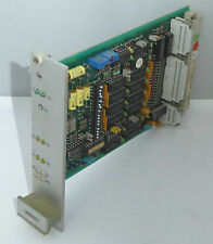 QM899EF Control Card made by Indutron AG Switzerland used