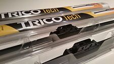 550/550mm FORD TRANSIT Mk3/4/5.1986-2000 TRICO Pair FLAT WIPER BLADES Free Post