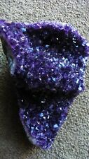 Amethyst Specimen from Uruguay, S.A.Cut base,  2.256 Kg., or 4 Lb., 15+ Oz.