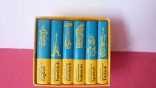 Langenscheidts Universal Wörterbücher Langenscheidts Uni-Set 6 Bde Sondereinband