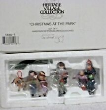Dept 56 Heritage Village Christmas In the Park - 58661
