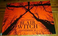 BLAIR WITCH 2016 5FT SUBWAY MOVIE POSTER