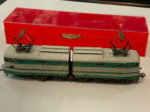 RIVAROSSI 1447 - Locomotore E646 delle FS - H0