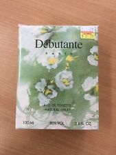 """Debutante"" Paris Eau De Toilette spray 100ml"