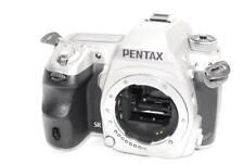 INEXPENSIVE!! PENTAX K-5 LIMITED SILVER BOXED SD CARD 32GB CLASS10SET!!