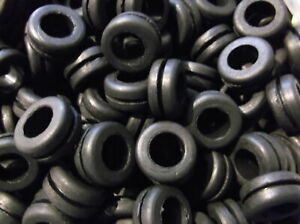 Airlock Grommets 10 pack for use on brew bucket/fermenter for beer/wine making