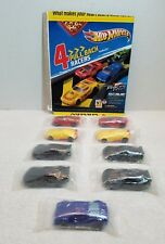 2011 General Mills Hot Wheels Racing Circuit Cars