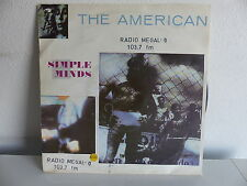 SIMPLE MINDS The american 103284