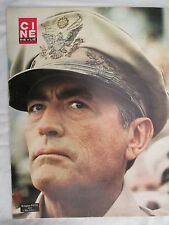 CINE REVUE 53  30 DECEMBRE1976 YVES MONTAND SIMONE SIGNORET GUY LUX GREGORY PECK