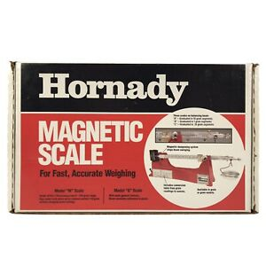 Pacific Hornady Model M Magnetic 500 Grain Capacity Reloading Scale