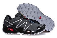 Men's Salomon Speedcross 3 Athletic Running Sports Outdoor Hiking Shoes