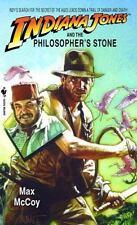 Indiana Jones™ THE PHILOSOPHER'S STONE (1933) Very Rare VINTAGE NOVEL Book