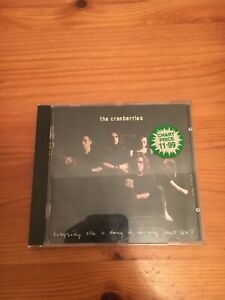 The Cranberries - Everybody Else Is Doing It, So Why Can't We? (1992, CD)