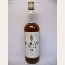 Highland Fusilier 21 years Gordon & Macphail Abfüllung 1982 40% 75cl