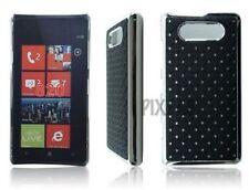 Cover e custodie neri Per Nokia Lumia 820 in plastica per cellulari e palmari