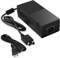 Power Supply Brick for Microsoft Xbox One Console AC Adapter Replacement Cord