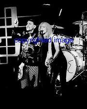 Cheap Trick Nielsen  Zander Feb 1, 1981 Granada Theatre Chicago B+W  8x10 D