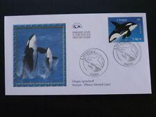 marine mammal whale killer FDC 58647